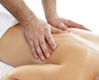 A good massage relaxes the muscles, relieves physical and mental stress.